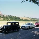 Itinerari organizzati per raduni di auto d'epoca